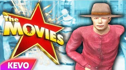 The Movies but we make a horrible western film