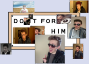 Do it for him