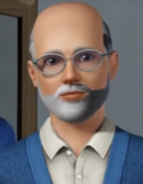 Jim pickens in the sims 3
