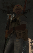 Боец Операции 40