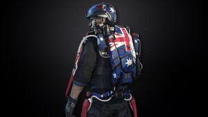 Australia Exoskeleton Pack AW