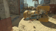 Decontamination Drone Attacking players AW