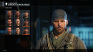 Male Face 9 BO3