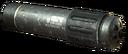 Глушитель MW3