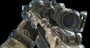Barrett .50cal Choco MW3