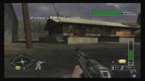 Call of Duty Finest Hour - Western Front, Mission 6 2 2
