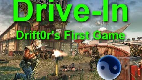 Drive-In - Annihilation Map Pack - Drift0r's First Game - CoD Black Ops Gameplay Commentary