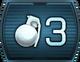 Frag x3 Perk Icon MWR
