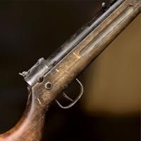 百式機関短銃 CoDWWII