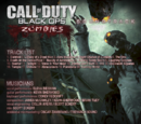 Call of Duty: Black Ops - Zombies Soundtrack