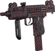 Mini-Uzi Dragon Skin MWR