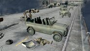 COD4 GAMEOVER UAZ3151 and URAL4320