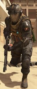 SDC Soldier Shotgun BOII