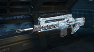 M8A7 Gunsmith Model Ice Camouflage BO3