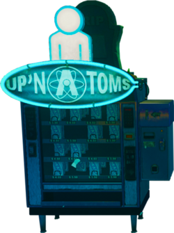 Up 'N Atoms Perk Machine IW