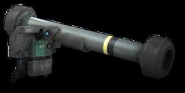 Weapon javelin