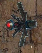 Call of Duty Black Ops 4 Сенсорный дротик вид