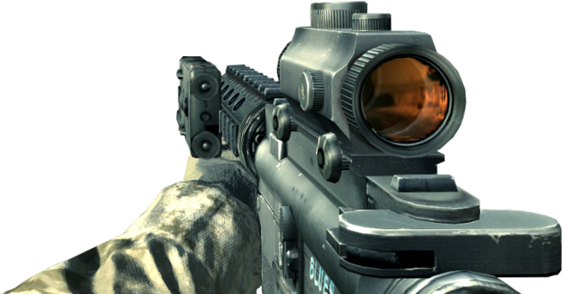 M4A1 RDS 4