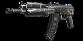 Menu mp weapons ak74u big