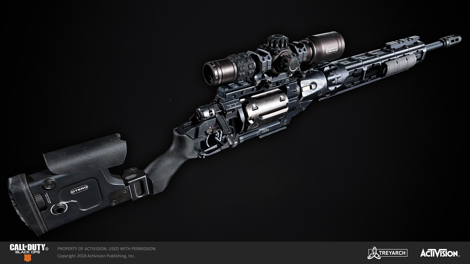 Outlaw Weapon Call Of Duty Wiki Fandom
