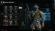 Rogue Body Male BO3