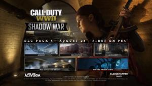 ShadowWar DLC WWII