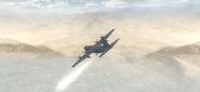 AC-130 Shooting MW3