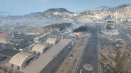 Airport Overview Verdansk Warzone MW