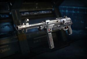 HG 40 Gunsmith model BOIII
