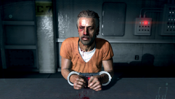 Raul's Interrogation BOII