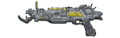 Ray Gun Mark II#Ray Gun Mark II-V