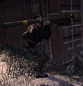 SAS Stinger CoD4