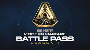 BattlePass Season One Promo MW
