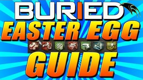 Black Ops 2 Zombies BURIED EASTER EGG - MAXIS EGG