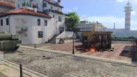 Call of Duty® Black Ops 4 – Seaside
