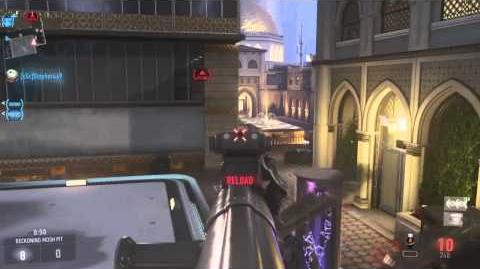 CoD Aw OVERLOAD Gameplay STG44 RELIC