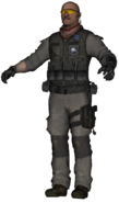 ISA Assault model BOII