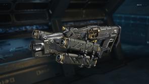 L4 Siege Gunsmith model BO3