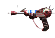 Ray Gun side view BOII