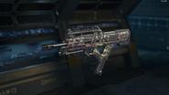 Vesper Gunsmith Model Jungle Party Camouflage BO3