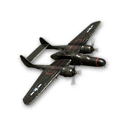 Counter Recon Aircraft Icon WWII