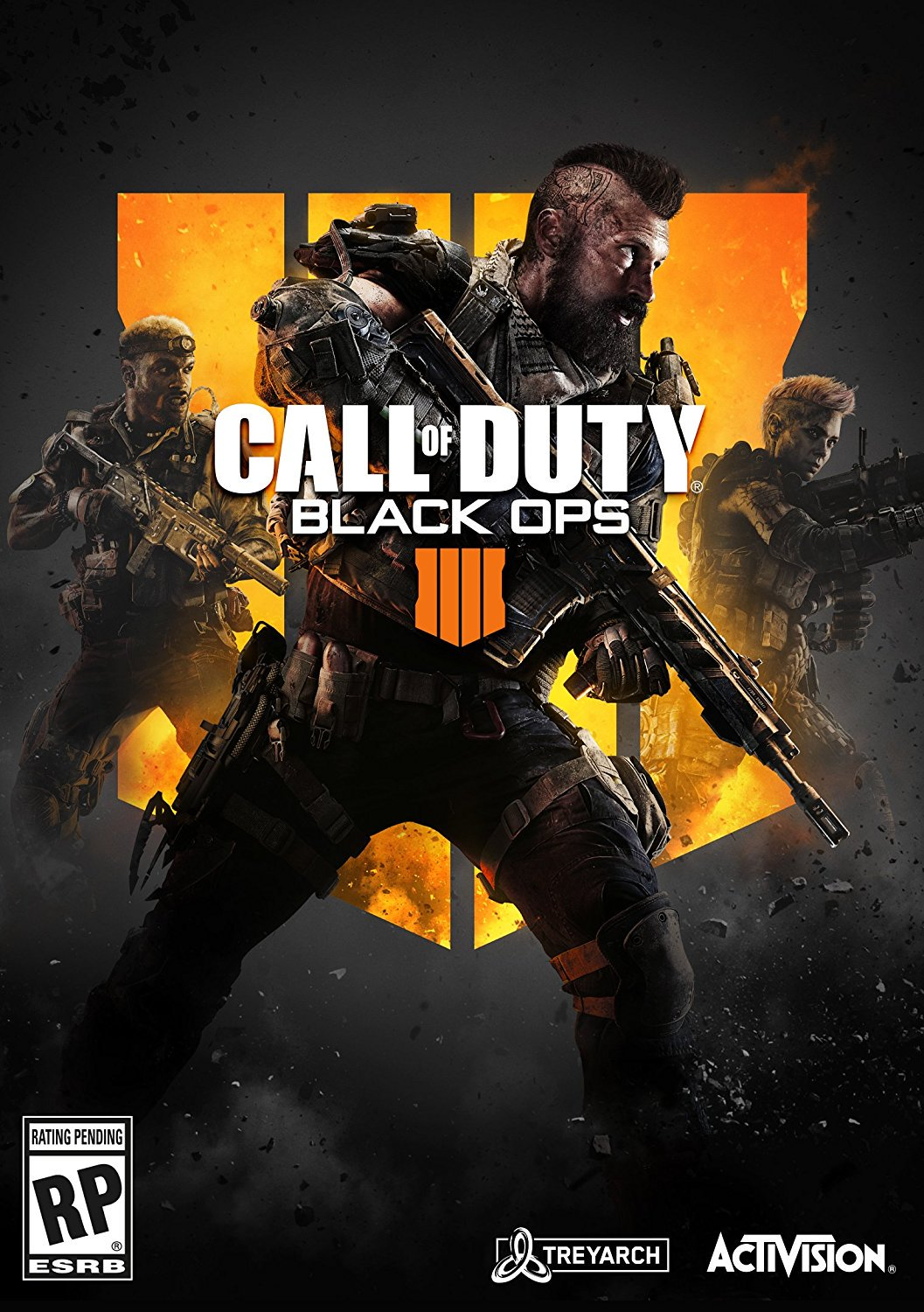 Call of Duty: Black Ops 4 | Call of Duty Wiki | FANDOM powered by Wikia