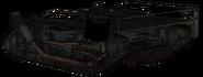Mark IV Tank model BOII