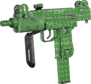 Mini-Uzi Gift Wrap MWR