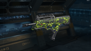 Vesper Gunsmith Model Integer Camouflage BO3