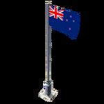 Flag 14 New Zealand menu icon CoDH