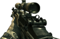M14 EBR Scoped MW3
