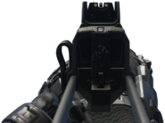 MP11 iron sights AW