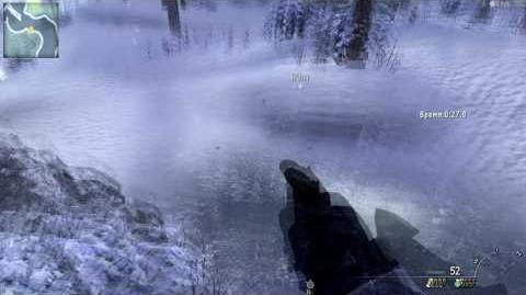 Modern Warfare 2. Альфа- Обходной путь (прохождение на ветеране)