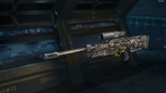 RSA Interdiction Gunsmith Model Cyborg Camouflage BO3